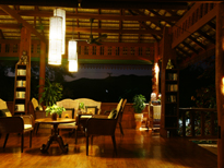 jungle khum lanna eco resort restaurant